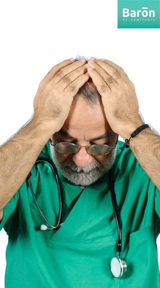 record negligencia medica