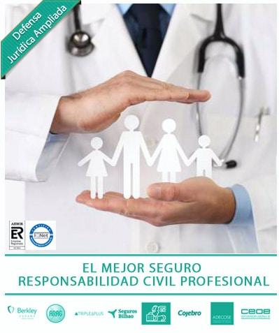 Seguro de responsabilidad Civil Médica