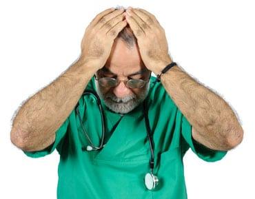 RC Sanitaria Sentencias a médicos